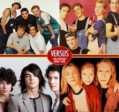 Para usted, ¿cuál de estas Boy Bands fue la mejor de todos los tiempos?