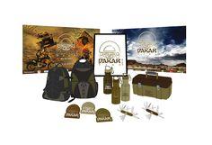Propuesta de merchandising y piezas gracas (Vallas y logotipo netamente Peruano) para un posible DAKAR PERU 2013