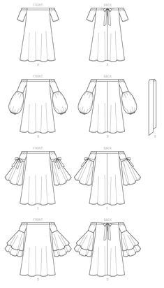M7744 | McCall's Patterns | Sewing Patterns