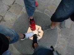 Paris 2013 ... Four Musketeers :D