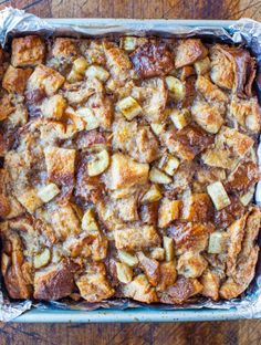 Hawaiian Bread and Maple Banana Baked French Toast - So much easier than flipping or babysitting French toast on the stovetop - Bake it!! Full of amazing flavor!