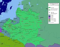 October 24, 1795 – Partitions of Poland: The Polish–Lithuanian Commonwealth is completely divided among Austria, Prussia, and Russia.
