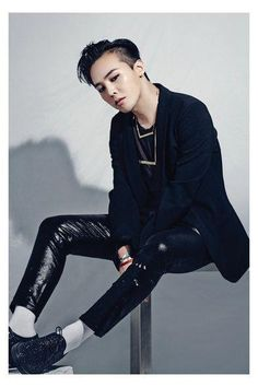 G-DRAGON x GIUSEPPE ZANOTTI | BEHIND-THE-SCENES OF COSMOPOLITAN SEPTEMBER '15 ISSUE