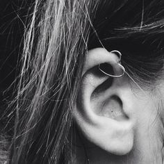 stylethenatives:  There's a love heart in my ear