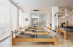 Mind & Body Pilates Studio, Athens, Greece Marilena Rizou