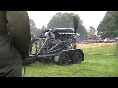 WHO-Tube: Rolls-Royce Merlin Engine Start-up and Run  - http://www.warhistoryonline.com/whotube-2/who-tube-rolls-royce-merlin-engine-start-up-and-run.html