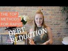 Video Series: Debt Repayment Methods for Rapid Debt Reduction — Tess Wicks