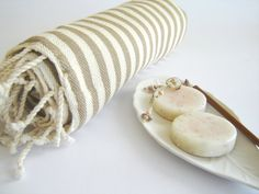Turkish Bath Towel  4 pieces Family Pack  by TheAnatolian on Etsy, $92.00