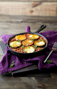Zucchini summer paella! (This looks so easy! And delicious!)
