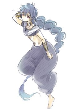 Tags: Anime, Arabian Clothes, Judal, MAGI: The Labyrinth of Magic, Pixiv Id 4511863