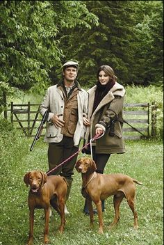Here comes Trudy and Seth in from walking their dogs. Just in time for tea. Hi, you guys, come on in!