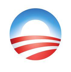 Obama O logo.