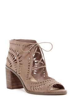 Image of Vince Camuto Tarita Cutout Lace-Up Sandal