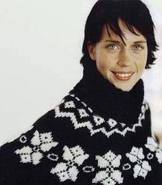 Perlmuster pullover stricken eine anleitung stricken for Norweger strickmuster