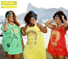 Africa Plus Size Brasil celebra a beleza das mulheres negras e plus size