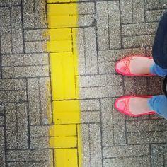 Vita da pendolare. #dietrolalineagialla - Photo by @Elisa Cortello