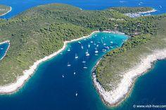 Palmižana | Paklinski otoci | Otok Hvar