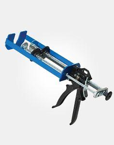 Hand Operated Dual Cartridge Injection Gun