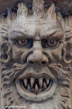 Gargoyles in Turin (Italy ) by Corrado Prever on 500px