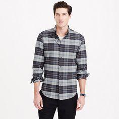 "Before all those synthetic fabrics designed to keep you warm, there was chamois. Finished with elbow patches, our ""shammy"" shirts are a rugged outdoorsy classic. <ul><li>Cotton.</li><li>Button-down collar.</li><li>Chest pocket.</li><li>Machine wash.</li><li>Import.</li><li> Online only.</li></ul>"