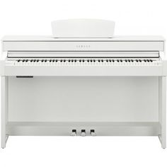 £1293 Yamaha CLP-535WH digital piano White | Digital Piano | Bax-shop | Your Music Revolution