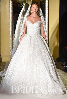 Oleg Cassini Wedding Dresses - Spring 2017 - Bridal Fashion Week | Brides