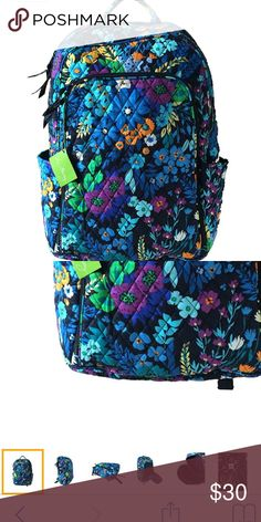 ISO ISO ISO Really want this backpack! Vera Bradley Bags Backpacks