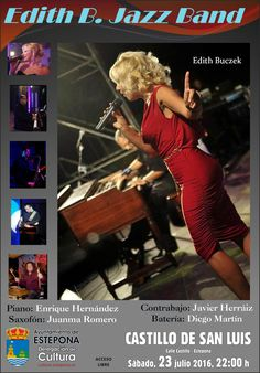 160723_Edith B Jazz Band