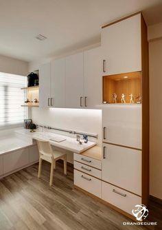 Condo@Chestervale - Study | Home & Decor Singapore