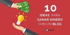 Cómo ganar dinero con un blog: ideas para empezarlo a monetizarCómo ganar dinero con un blog: ideas para empezarlo a monetizar