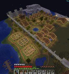 Minecraft Kingdom, Art Minecraft, Minecraft Building Guide, Minecraft Images, Minecraft Structures, Minecraft Castle, Minecraft Plans, Minecraft Survival, Minecraft Decorations