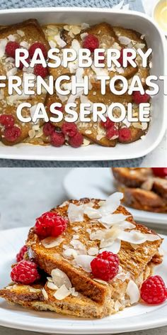 overnight raspberry french toast, raspberry cream cheese french toast bake, raspberry french toast casserole so yummy, overnight raspberry french toast casserole, baked french toast, blueberry french toast casserole, raspberry baked french toast casserole, raspberry croissant french toast bake,