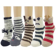 Fuzzy Socks Sleeping Animals Slipper Sock-deer 2019 Womens Shoes Slippers Fuzzy Socks Sleeping Animals Slipper Sock-deer The post Fuzzy Socks Sleeping Animals Slipper Sock-deer 2019 appeared first on Socks Diy. Funny Socks, Cute Socks, My Socks, Fleece Socks, Happy Socks, Bedroom Slippers, Baby Slippers, Slipper Socks, Christmas Gifts For Teen Girls