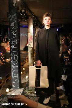 unfair nordic fashion show kb18 #nordicdesign #fashion #valotv #cfw14 #unfairfashion #nordicculturetv #denmark #culture #design #aw14 #nordic