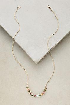 Desert Paintbrush Necklace - #anthrofave