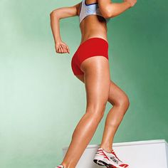 Seven moves for sculpted, sexy legs, plus the best lower-body cardio and solutions for saddlebags and cellulite. - Fitnessmagazine.com