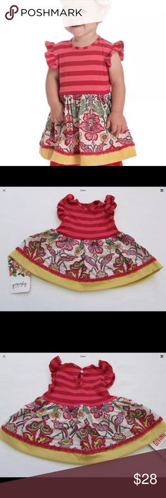 Persnickety Baby Dress New with tags. Persnickety Dresses