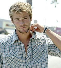 Chris Hemsworth <3 Possibly my generations Heath Ledger??  He's hot, he's Australian...maybe?  Loved him in Thor and can't wait to see him in the Red Dawn remake.  I think he'll be great :)