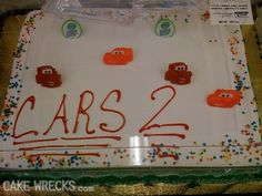 Cake Wrecks - Home - The Seven Stages ofWrecks