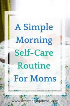 As a busy mom, you need a self-care morning routine that feels good, is easy to practice, and that you can to stick with. In this article, I'll share 4 things I do every morning to feel healthy, pampered, and good about myself. And they take almost no extra effort or time. Welcome To The Group, Mom Hacks, Blogging For Beginners, Community Boards, Blog Tips, Self Care, Parenting Hacks, Group Boards, Best Mom