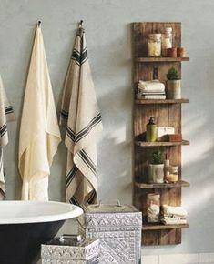Idées et astuces pour bien ranger sa salle de bains | La minute déco