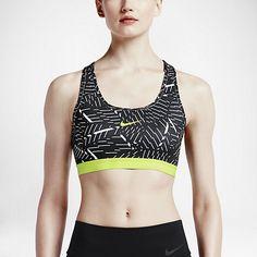 Biustonosz sportowy Nike Pro Classic Bash