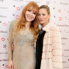 Pin for Later: Charlotte Tilbury Has a Fashion Girl Squad to Rival Taylor Swift's