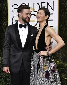 With award season is high gear, Celebrities were dressed to impress as they walked the red carpet at the 74th Annual Golden Globe Awards held at the Beverly Hilton hotel on Sunday January 8, 2017.