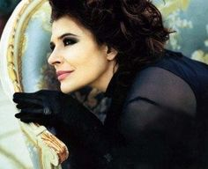 Image result for fanny ardant hair