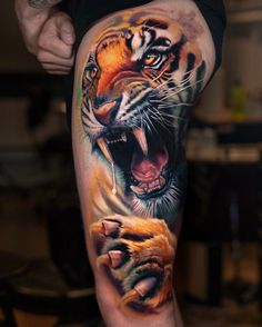 Leg tattoos, sleeve tattoos, tattoos for guys, tattoos for women, tattoo . Dope Tattoos, Best Leg Tattoos, Cool Tattoos For Guys, Badass Tattoos, Future Tattoos, Body Art Tattoos, Ink Tattoos, Geisha Tattoos, Irezumi Tattoos
