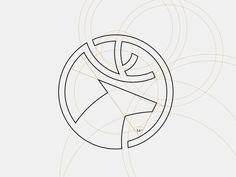 Dia Holdings – Logo grid system in Logo