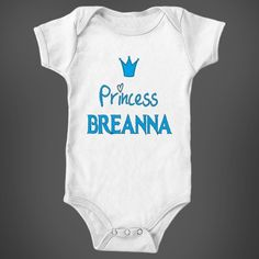 Frozen Princess Breanna Baby Girl Name