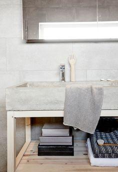 Tendenser til opbevaring i badeværelset
