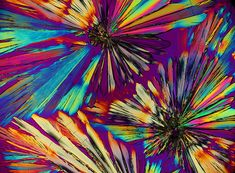 Ketamine microscopic crystals
